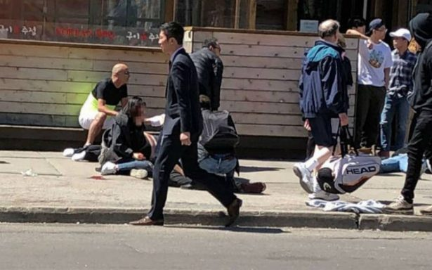 Autoridades de Toronto confirman que atropello masivo fue deliberado