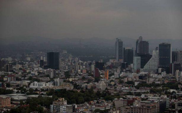 Valle de México registra mala calidad del aire