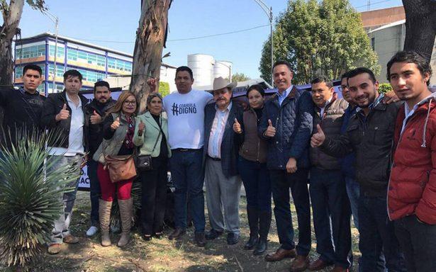 Victoria a Riquelme, señal de peligro: PAN y PRD