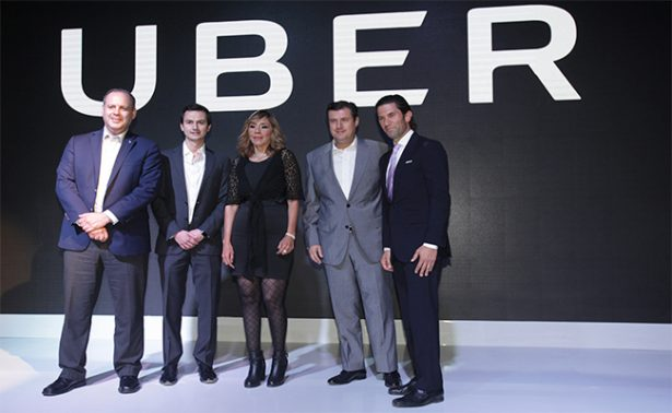 Invertirá Uber 6,850 millones de pesos para duplicar su presencia en México
