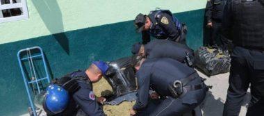 Detienen a tres jóvenes con 150 kg de marihuana en Tepito