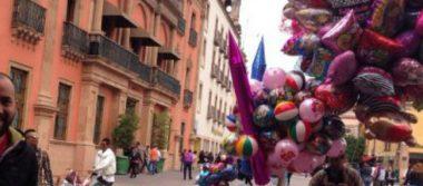 Ambulantes de Tepito invaden Centro Histórico de Guanajuato