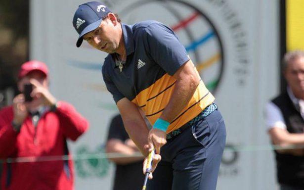 Cabrera y García suben a la segunda posición en World Golf Championship México