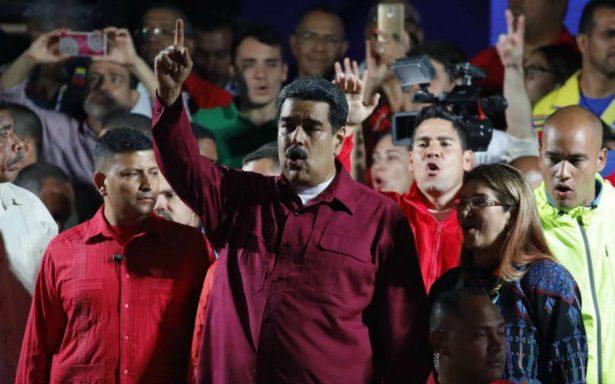 """Maduro asegura que su reelección fue """"legal""""; suma rechazo mundial"""