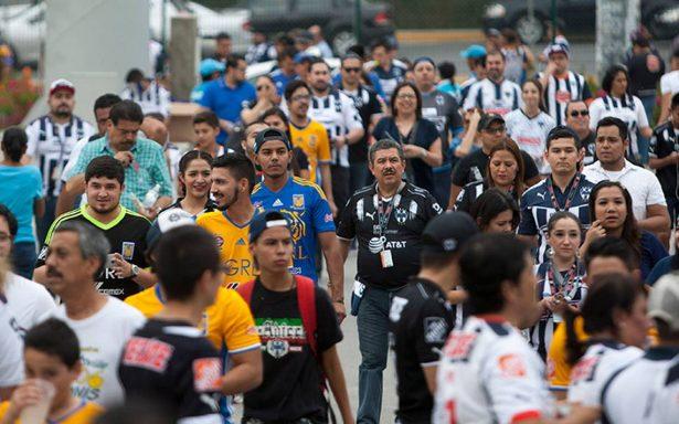 Rayados se mantiene: aficionados con playeras de Tigres no entrarán al clásico regio