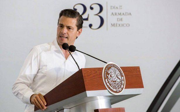 Cobarde ataque a ombudsman no quedará impune:Peña Nieto en BCS