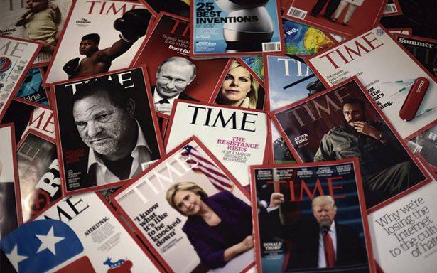 Venta de la revista Time `saca los trapitos al sol´ de los medios