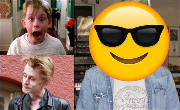 Macaulay Culkin sorprende de nuevo con atrevido look