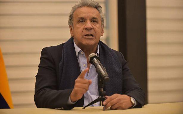 Gobierno de Ecuador convoca a reunión de Gabinete por caso de periodistas secuestrados