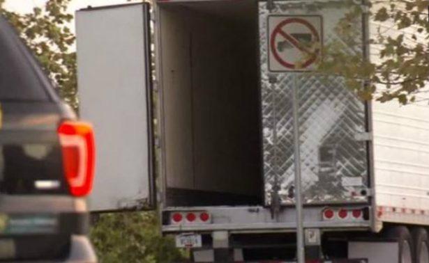 """Mexicano encerrado en tráiler de Texas despierta después de """"la pesadilla"""""""
