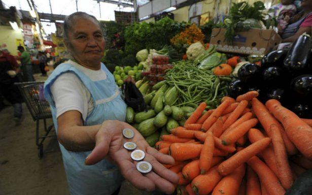 CNDH considera insuficiente aumento de salario mínimo