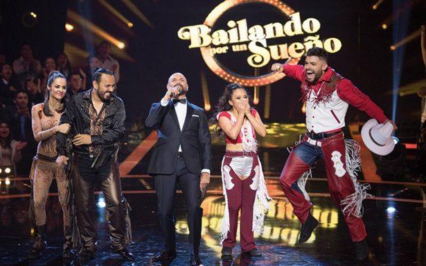 Triunfa la dupla Adrián Di Monte y Montserrat Yescas