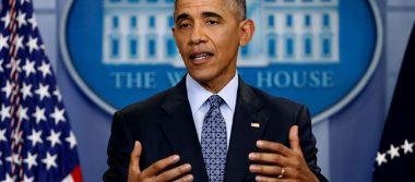 El presidente Obama ofrece su última conferencia de prensa
