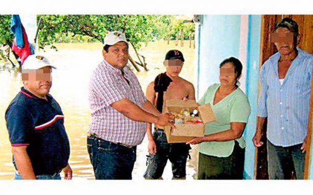 Investigan posible participación de huachicoleros en asesinato de alcalde veracruzano
