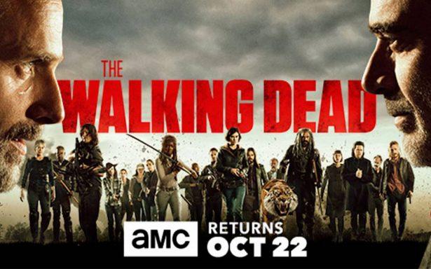 Regresan los muertos con nueva temporada de The Walking Dead