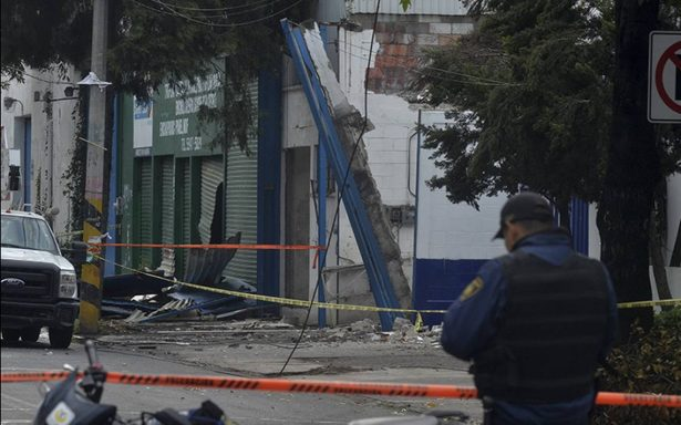 Posible huachicoleo pudo causar explosión en Azcapotzalco