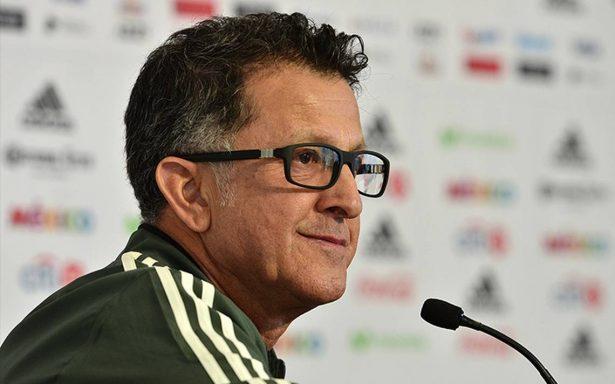 Osorio va con todo, quiere enfrentar rivales 'muy difíciles' en Rusia 2018