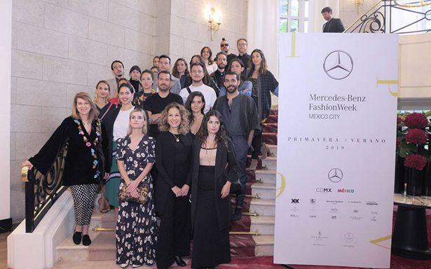 México vivirá una semana de moda con la 24 edición del MBFWMx