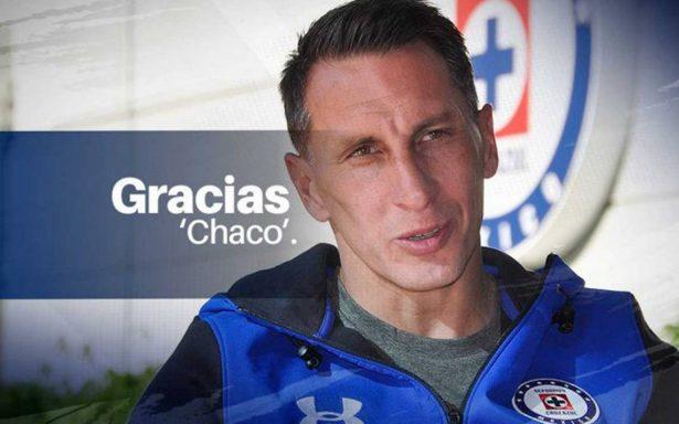 """Con emotiva postal El """"Chaco"""" se despide de la institución cementera"""