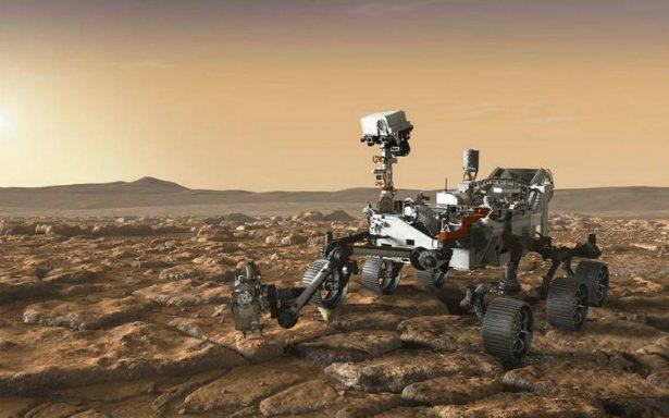 NASA jubila a Curiosity, alista nueva nave no tripulada para misión Marte 2020