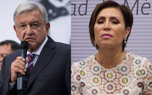 Defensa de AMLO a Rosario Robles es prueba del pacto entre PRI y Morena: PRD