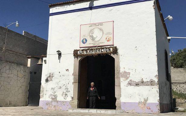 La Capilla de la Expiración, la más antigua del Valle de Tulancingo