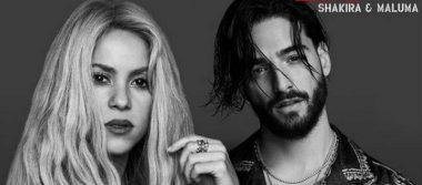 """Shakira y Maluma destronan a """"Despacito"""" en lista de la canción más vendida de EU"""