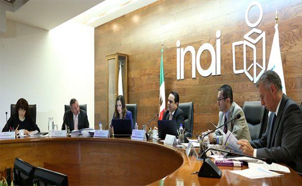 INAI advierte riesgos en datos biométricos