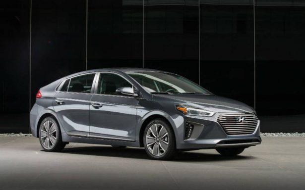 Hyundai Ioniq, otra opción híbrida en México