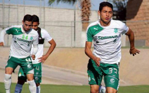 Chivas hace oficial llegada de Gael Sandoval como nuevo refuerzo
