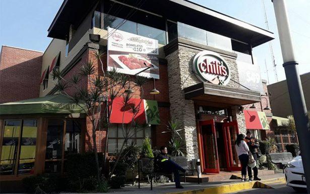 Asaltan restaurante-bar de Avenida Universidad