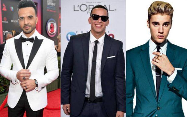 """""""Despacito"""" con Justin Bieber bate nuevo récord en Spotify"""