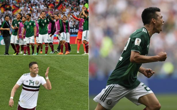 México contra Alemania, Corea del Sur y Suecia, así va el paso en Rusia 2018