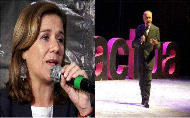 Zavala y Ferriz de Con reaccionan ante aspiraciones de Meade