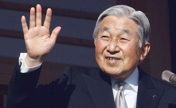 Abdicación del emperador Akihito de Japón se daría en 2018