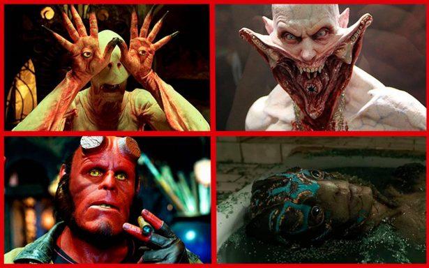 Conoce los fantásticos monstruos que ha creado Guillermo del Toro