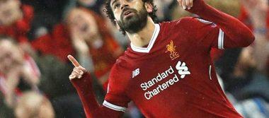 Salah amenaza con desbancar a Ronaldo y Messi por el Balón de Oro