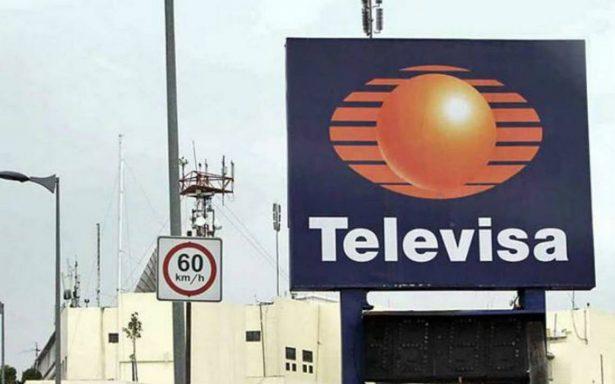Televisa realiza pago anticipado de deuda por 500 millones de dólares