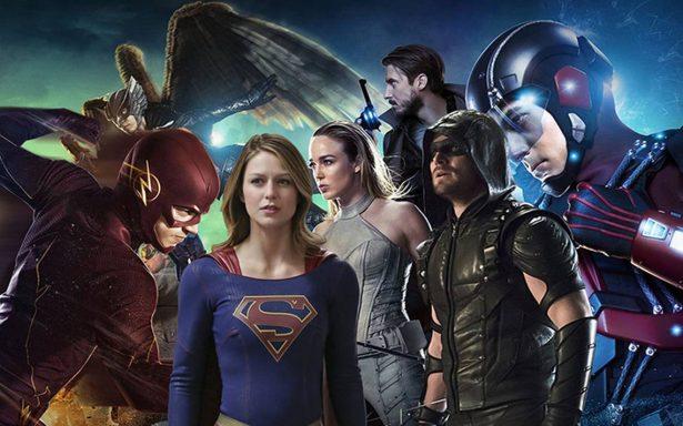 Llegan los superhéroes; hoy se estrena la serie Crisis en la Tierra X