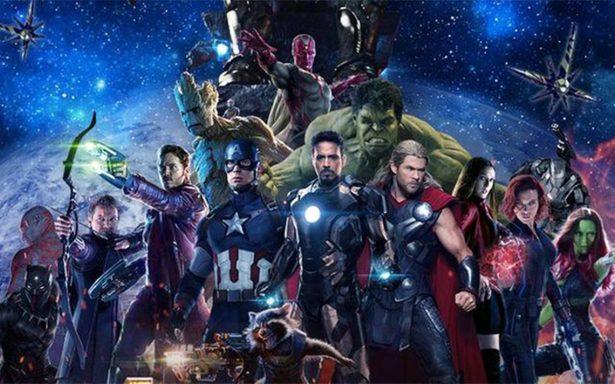 """¡Al fin todos los superhéroes de Marvel juntos! Aquí el trailer de """"Avengers: Inifinity War"""""""