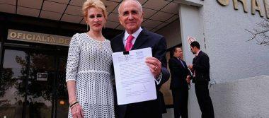 Ferriz de Con acusa injerencia del crimen organizado en recolección de firmas de independientes