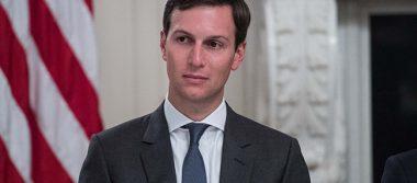 Jared Kushner hablará ante el Senado de EU sobre injerencia rusa
