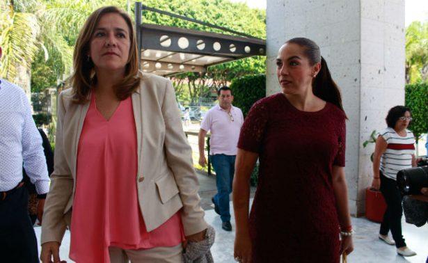 Margarita Zavala urge al PAN a seleccionar cuadros competitivos para 2018