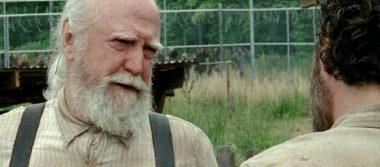 Fallece Scott Wilson, quien interpretó a Herschel en The walking dead