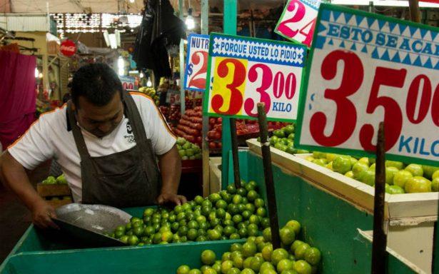Inflación, lejos de la meta del Banxico; registra crecimiento de 1.03% mensual