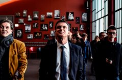 Sacuden las ideas a Manuel Valls