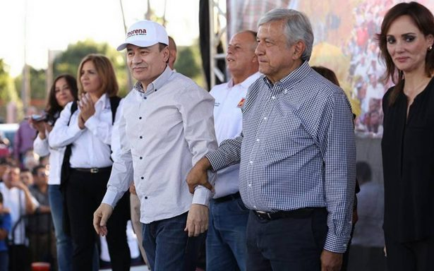 AMLO celebra mensaje de unidad que Peña Nieto envío a Trump