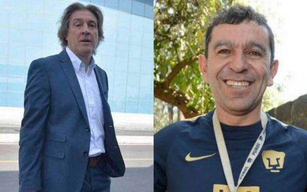 David Patiño suple a Sergio Egea como entrenador de Pumas