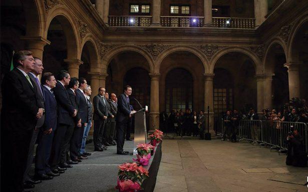 Gobernación y Conago concretan acciones contra desapariciones
