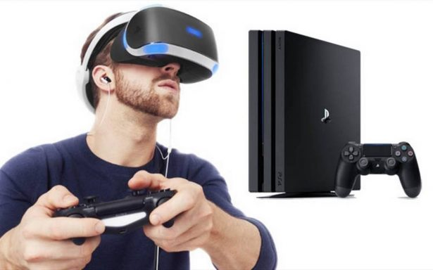 Play Station 4 Pro y PS VR, la apuesta de Sony por el gaming High End